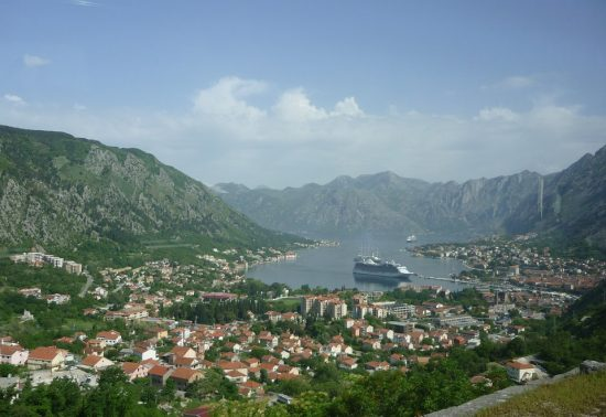 Shortstory over Montenegro
