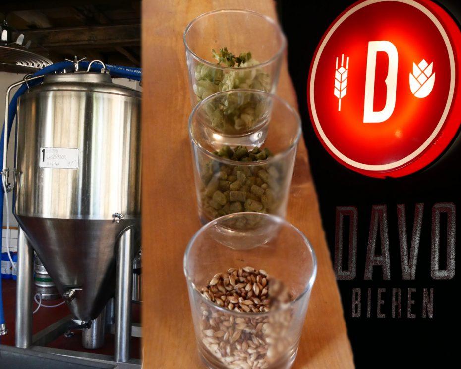 Neem een rondleiding en leer meer over het brouwproces van Davo Bier!