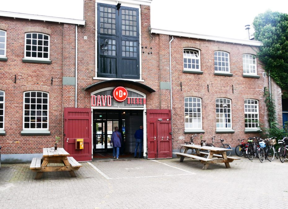 Stadsbrouwerij Davo in Deventer!
