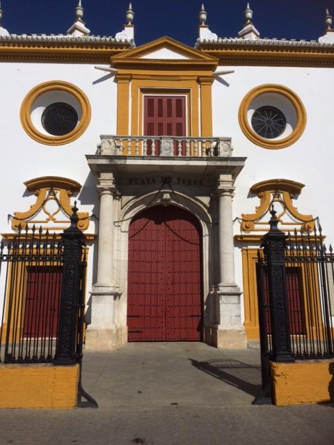 Sevilla Plaza del Toros