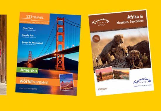 Gratis reisgidsen voor 2019 - Vakantie 2019