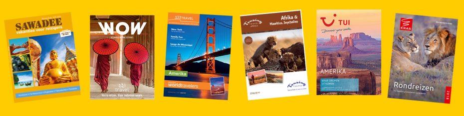 Gratis reisgidsen voor 2019 en 2020 - Vakantie 2019