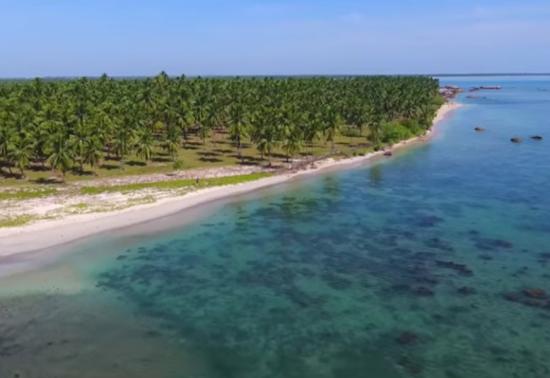 Drone video over het prachtige Sri Lanka, gemaakt door 538 DJ Coen Swijnenbeg