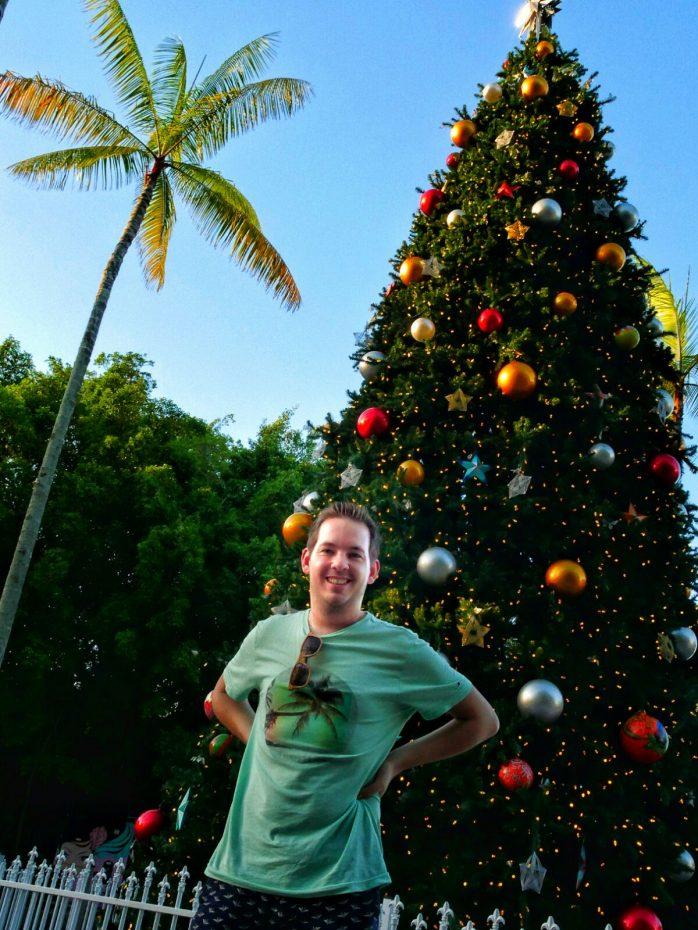 Kerstgevoel in korte broek in Cairns