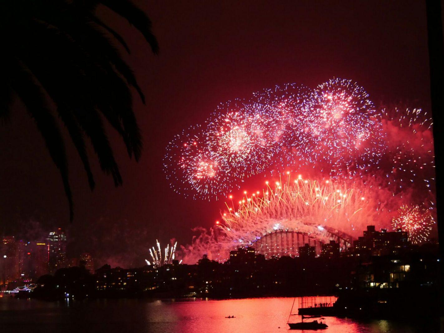 Oud en Nieuw Sydney - beste reistijd Australië