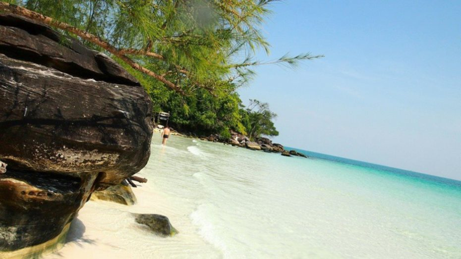 Het prachtige Koh Rong in Cambodja