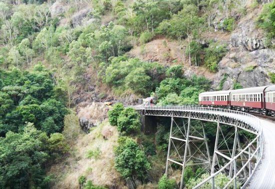 Kuranda, excursie in Australië