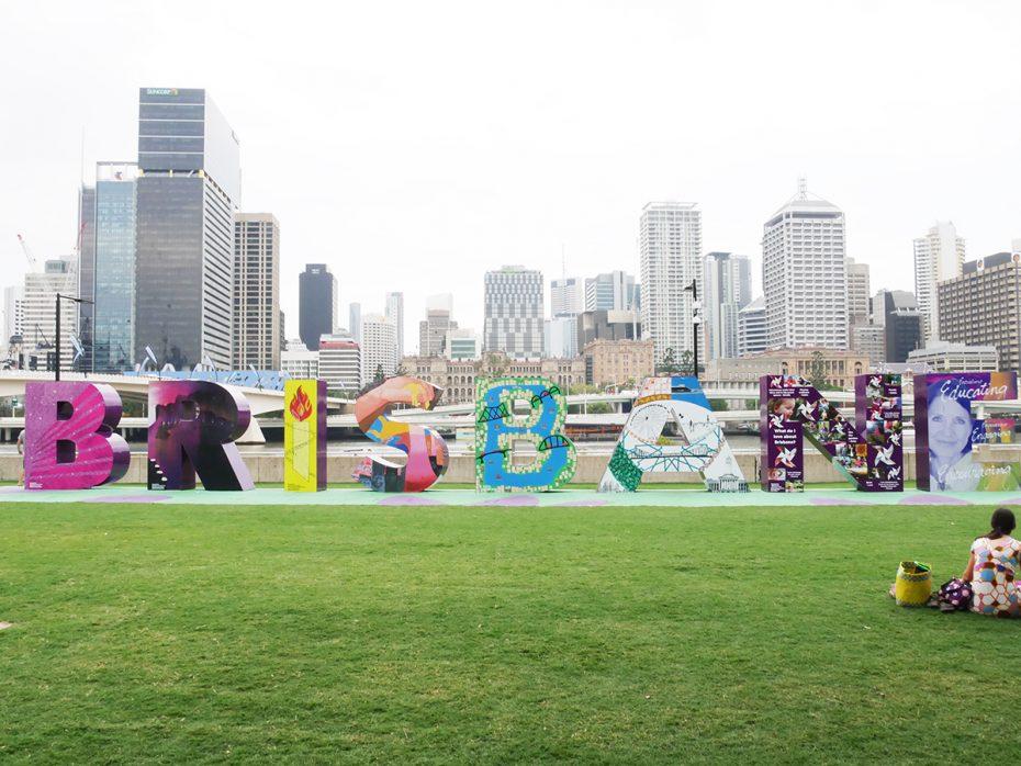 Welkom in Brisbane!