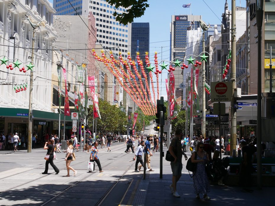 Bruisend Melbourne!