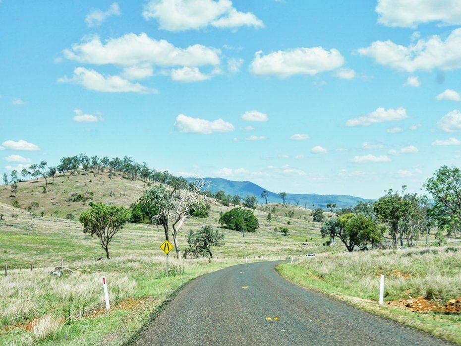 Prachtige landschappen die voorbij kwamen tijdens onze roadtrip!