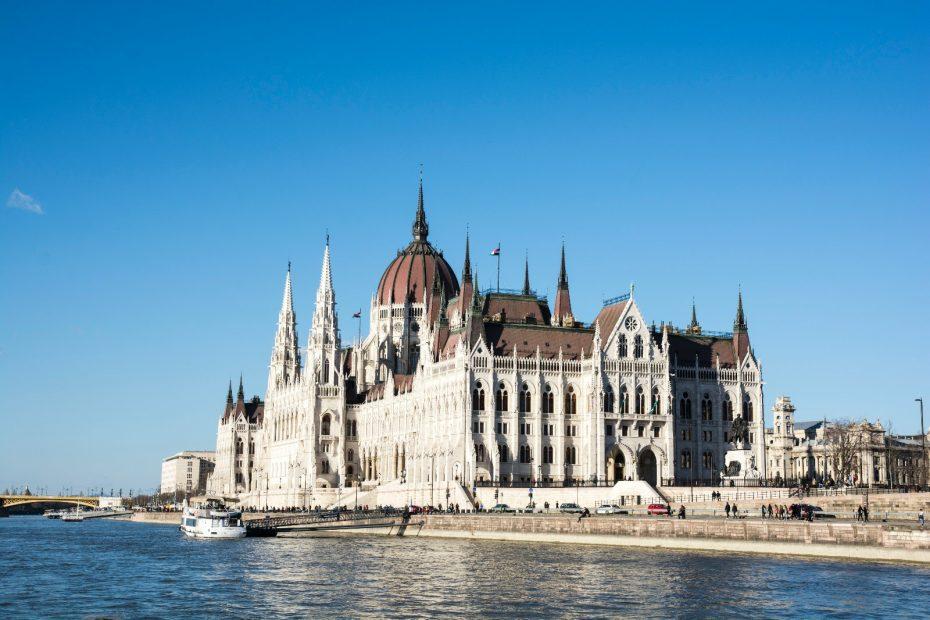 Parlementsgebouw van Boedapest