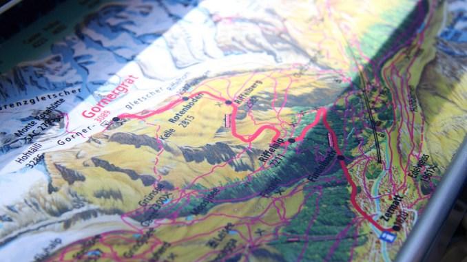 De Gornergrat: de topattractie van 3089 meter die je alleen maar kunt bereiken met een Tandradbaan.