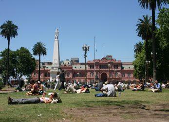 Buenos Aires - Argentinië!