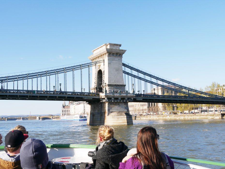 Rondvaart over de Donau!