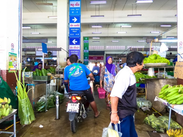 Elke Thai heeft een scooter