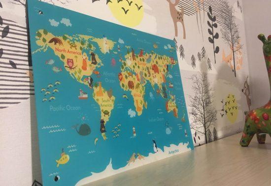 Ontdek de wereld met Wereldkaarten.nl