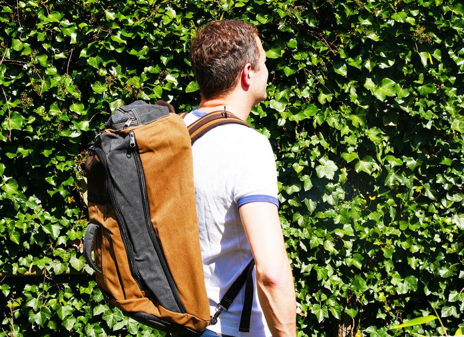 De perfecte backpack voor een stedentrip!