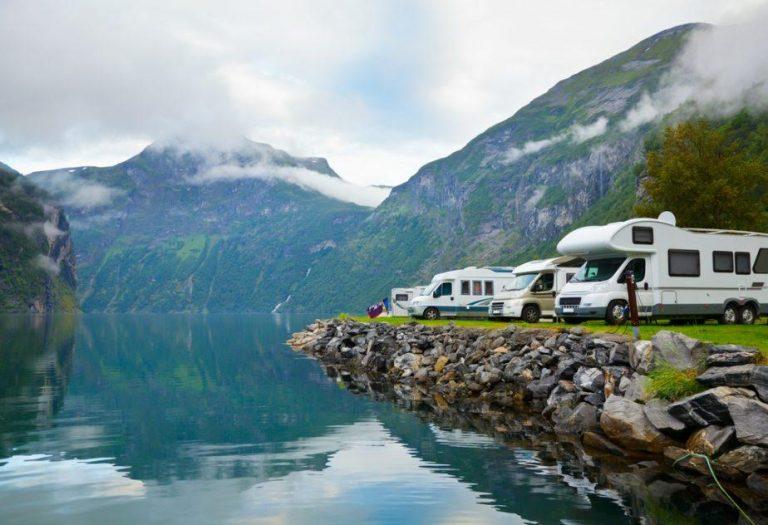 Top 10 camperbestemmingen in Europa