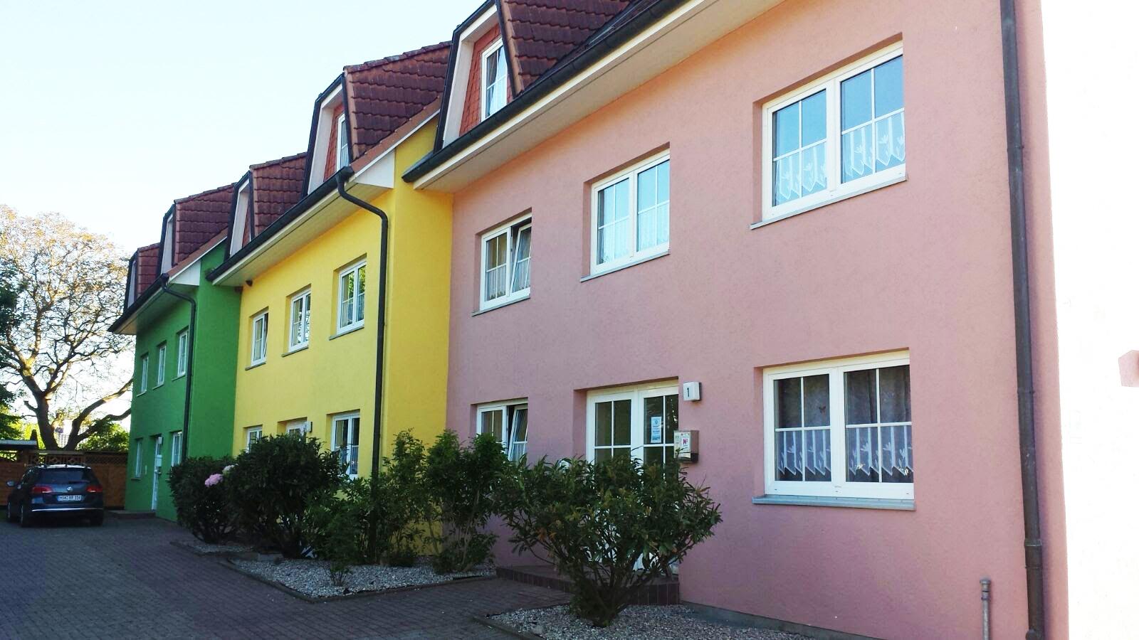 Appartement Haus Alexandra