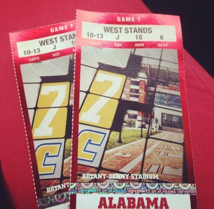 Bryant Denny Stadium - Alabama