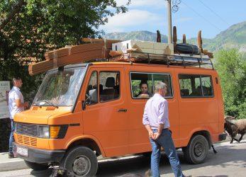 Excursie naar Theth (Albanië)