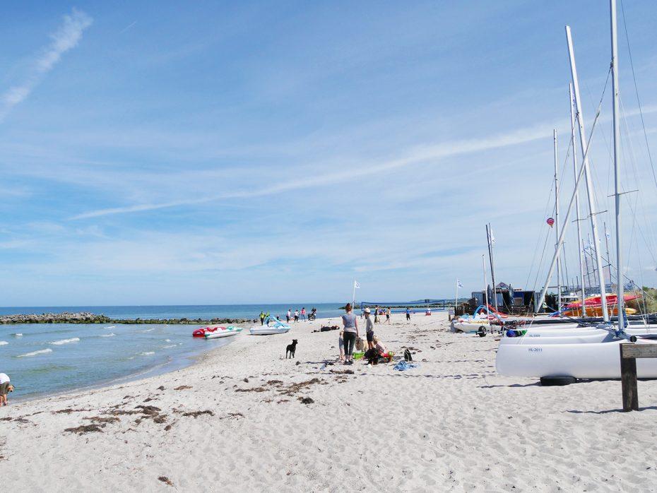 Schönberger Strand - Speciaal hondenstrand!