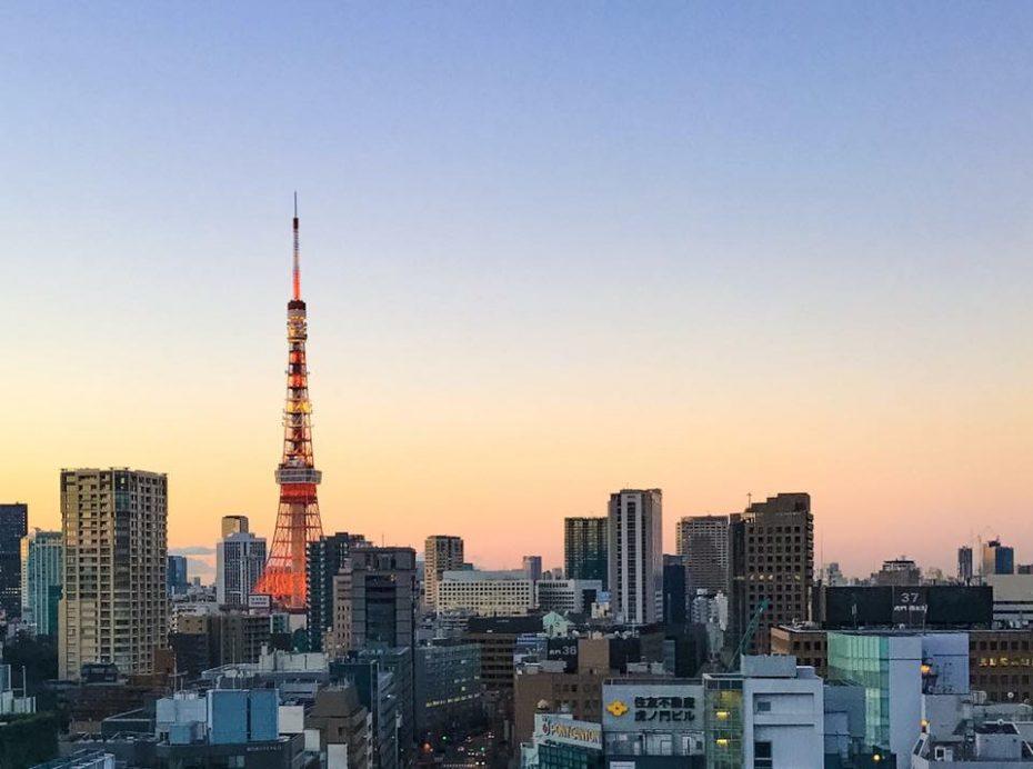 Skyline Tokio - Foto: Tokiotours