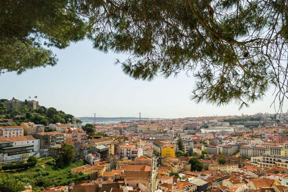 Het mooie Lissabon in Portugal!