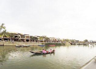 Reisvlogger Stef vanuit Hoi An in Vietnam!