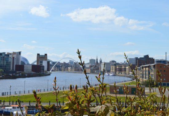 Stedentrip met de boot naar het Engelse Newcastle!