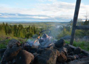 Ga mee op een all inclusive avontuur door de wildernis van Dalarna
