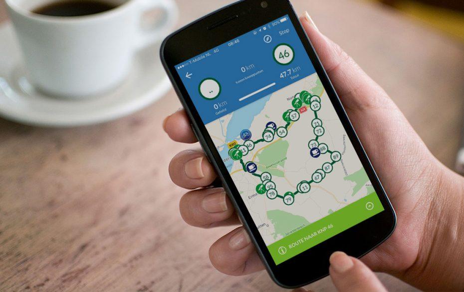 Maak kennis met de veiligste Fiets App van Nederland