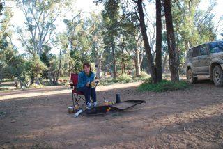 Trezona in Flinders Ranges NP