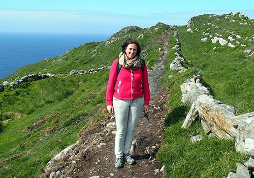 Dit zegt reiziger Anne over Ierland