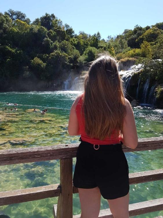 Gastblogger Sophie in Kroatië