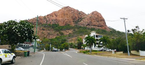 Mooie route richting Airlie Beach