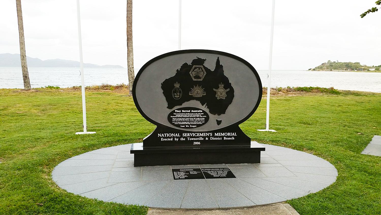 National Servicemen's Memorial