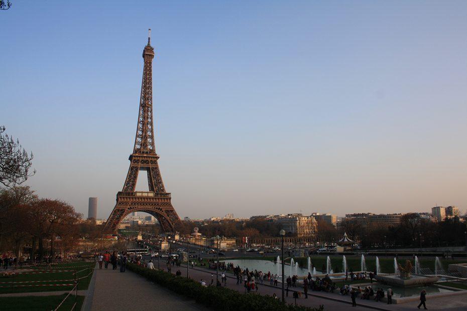 Parijs in Frankrijk