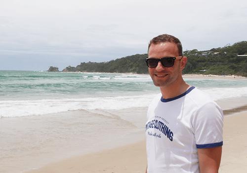 Dit zegt reiziger Martin over Australië
