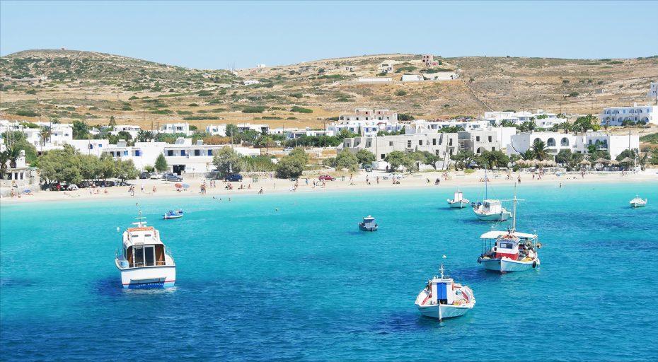 Sfeervideo over het eilandhoppen in Griekenland