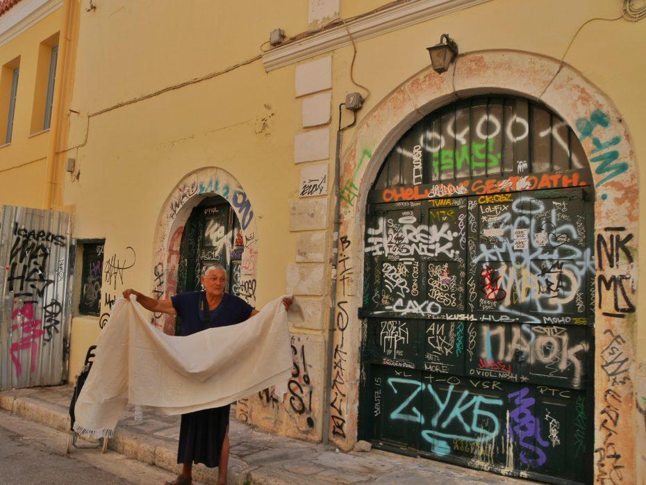 Grieken zijn hele vriendelijke mensen!
