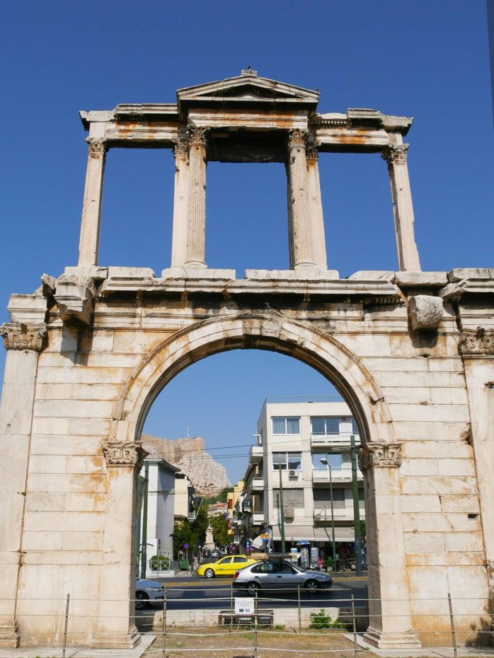 Tempel van Zeus!