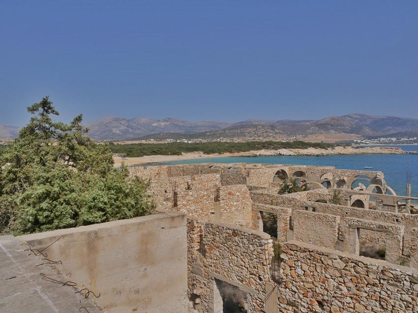 Aliko (Alykó) Beach, Naxos