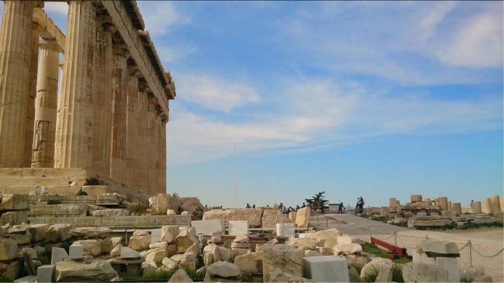 De Akropolis, Athene