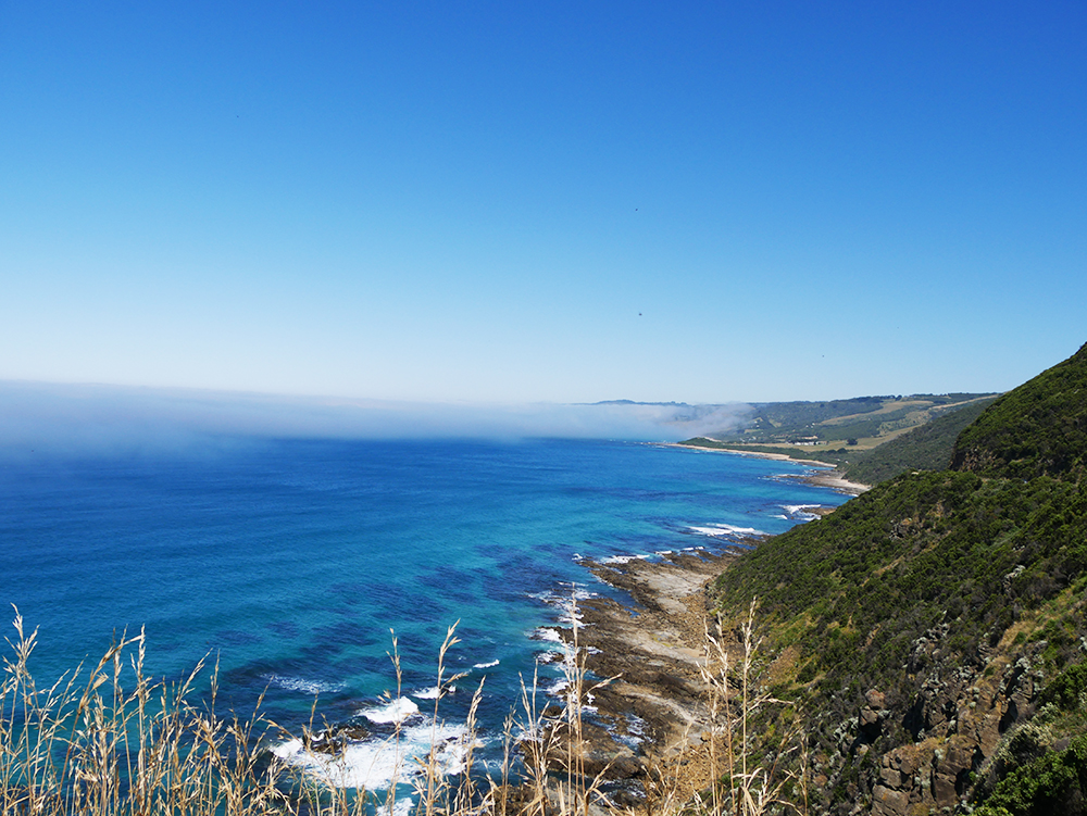 Adembenemende landschappen tijdens de Great Ocean Road