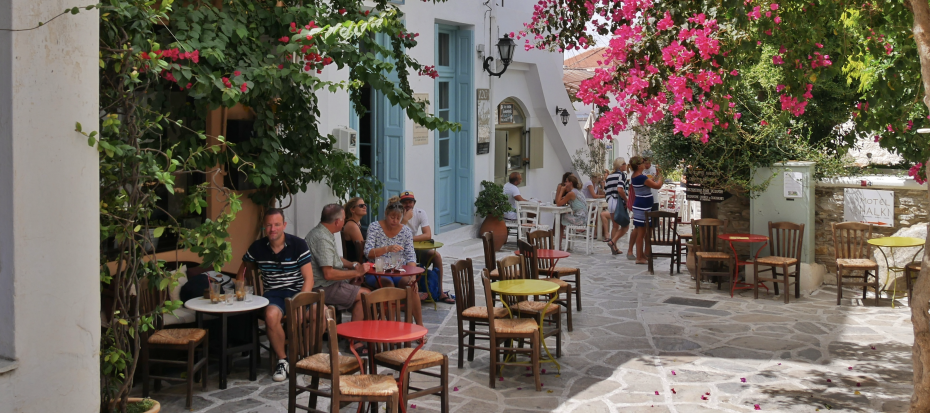 Eilandhoppen Griekenland: Naxos