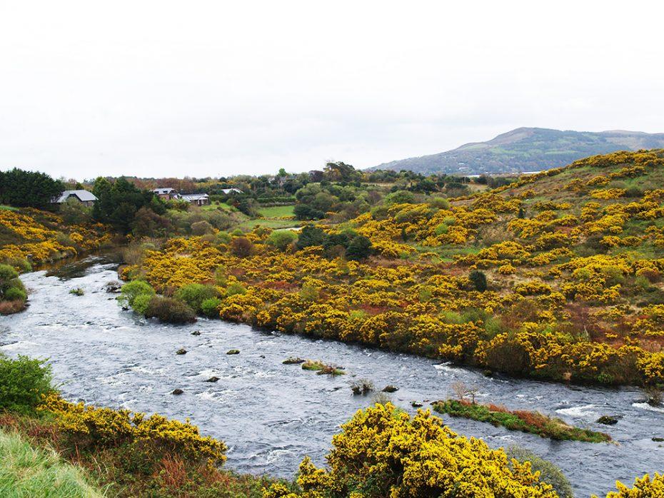 De Ring of Kerry in Ierland