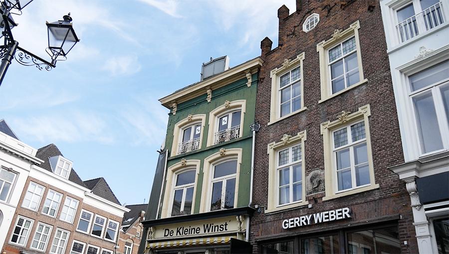 Het Jeroenboschhuis in Den Bosch