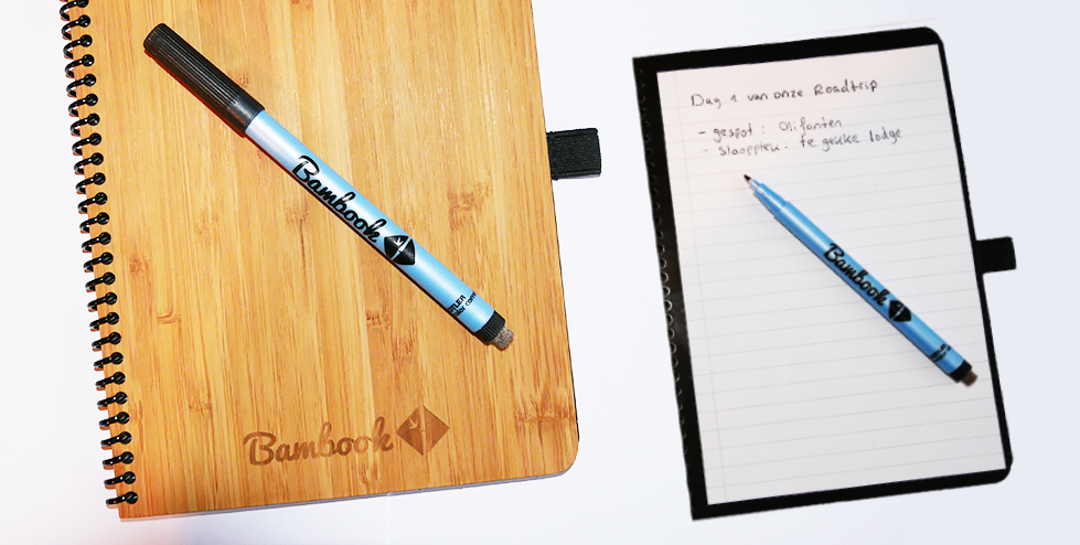 Bambook Notebook