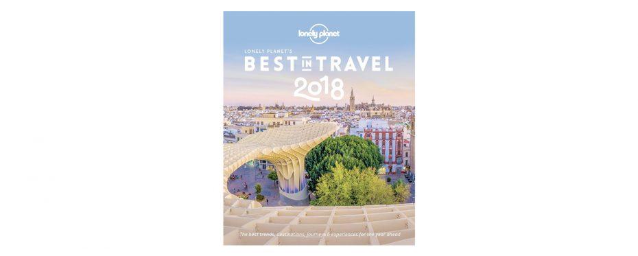 Cadeau ideeën voor reizigers: Beste in travel 2018, Lonely Planet